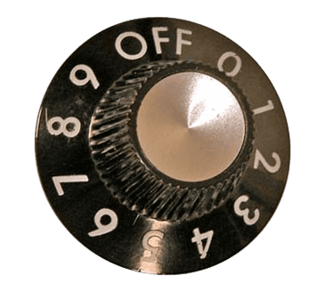 "FMP 189-1106 Infinite Control Dial Flat down in ""Off"" position"