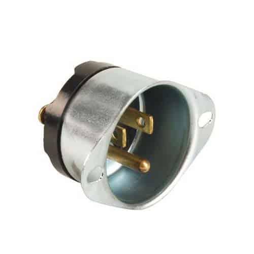 FMP 197-1009 Recessed Male Plug