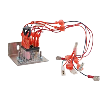 FMP 197-1187 Blower Relay Assembly 24VAC coil