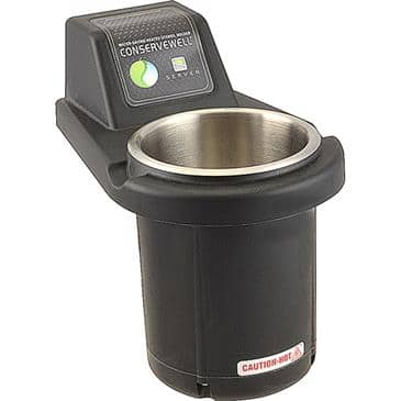 FMP 217-1297 ConserveWell Heated Dipperwell by Server Drop-in