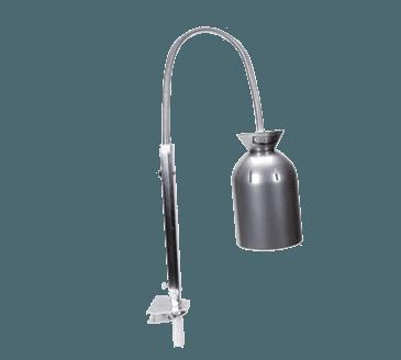 FMP 224-1032 Clamp-On Bulb Warmer by Nemco Gray enamel hood