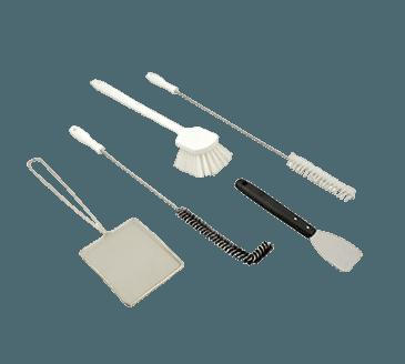FMP 227-1208 Fryer Brush Kit Kit includes 5 brushes