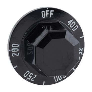 FMP 228-1221 Thermostat Dial 200* to 400*F temperature range