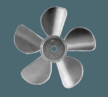FMP 235-1025 Evaporator Fan Blade CCW rotation