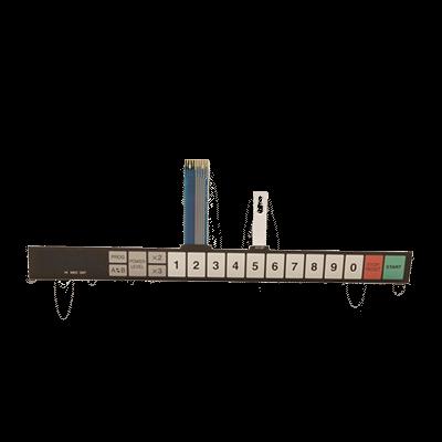 FMP 241-1005 Membrane Switch