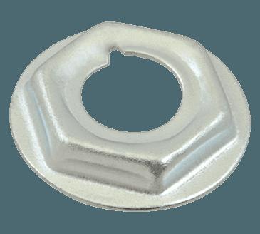 FMP 250-1025 Infinite Control Palnut 4-way screw mount