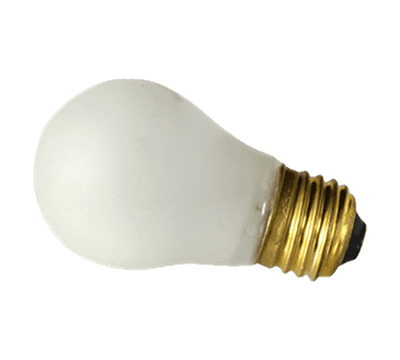 FMP 253-1426 Shatterproof Incandescent Bulb Medium base  130V  40W