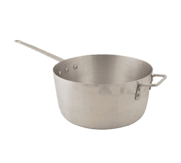 FMP 257-1036 Thermalloy Aluminum Sauce Pan by Browne Foodservice 8-1/2 qt