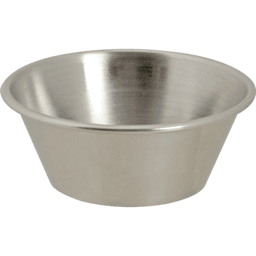 FMP 257-1067 Sauce Cup by Browne Foodservice Stainless steel  1-1/2 oz