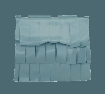 """FMP 263-1023 Dishwasher Curtain 22-1/2"""" x 20-1/2"""""""