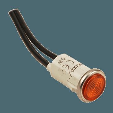 FMP 272-1307 Indicator Light Amber lens
