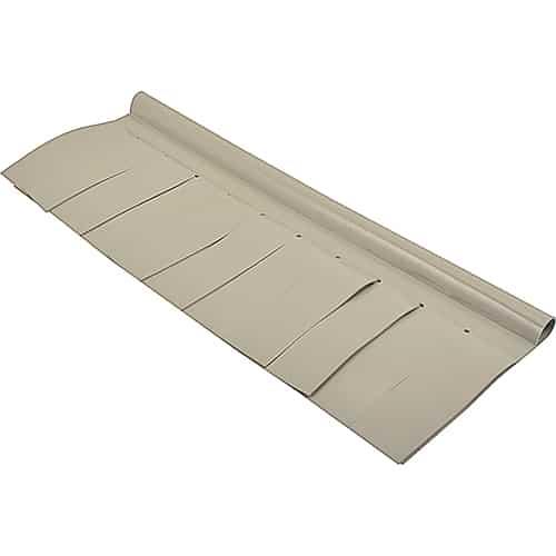 """FMP 280-1059 Dishwasher Curtain 24-3/4"""" x 9"""""""