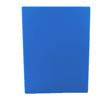 """FMP 280-1265 Color-Coded Cutting Board 15"""" x 20"""" blue"""