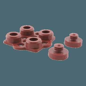 FMP 280-1310 San-EzeII Floor Mat Connector by Teknor Apex