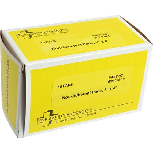 FMP 280-1533 Non-Adherent Pads Box of 10