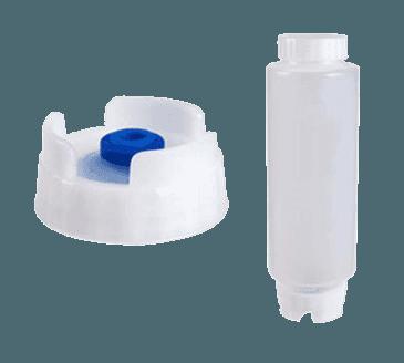 FMP 280-1803 FIFO Squeeze Bottle 12 oz