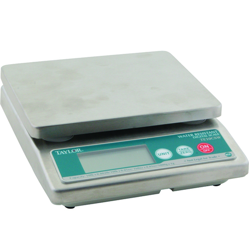 FMP FMP 280-1959 Water-Resistant Digital Scale by Taylor