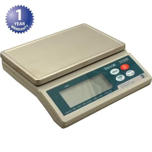 FMP FMP 280-2118 Digital Scale by Taylor 10 lb capacity