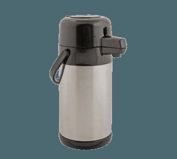 FMP 290-1051 Airpot Beverage Dispenser by Service Ideas 74 oz capacity
