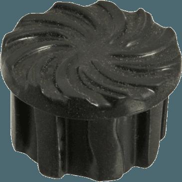 FMP 541-1014 Rubber Feet Black