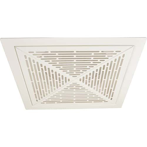 """FMP 556-1099 Filtered Cold Air Return with Recessed Body by Eger 24"""" x 24""""  16"""" diameter neck"""