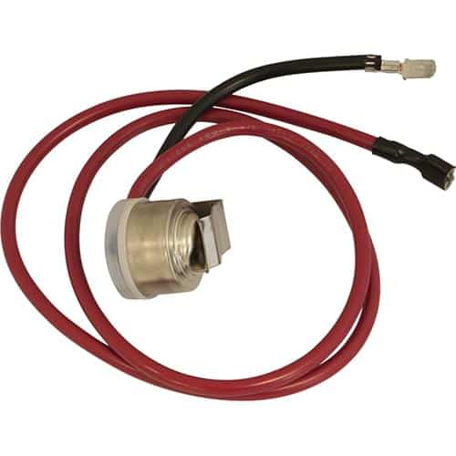 "FMP 840-8657 Defrost Termination Control,  28""L lead-red,  4-7/16""L lead block"