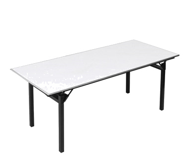 Forbes Industries 600-2496A-PAD 600 Series Training Folding Table