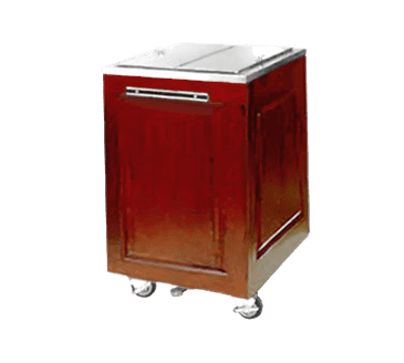 FWE / Food Warming Equipment Co., Inc. FWE / Food Warming Equipment Co., Inc. AS-IC-200-MW Architectural Series Ice Bin