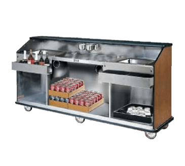 FWE / Food Warming Equipment Co., Inc. / Food Warming Equipment Co., Inc. CB-6 Conventional Portable Bar