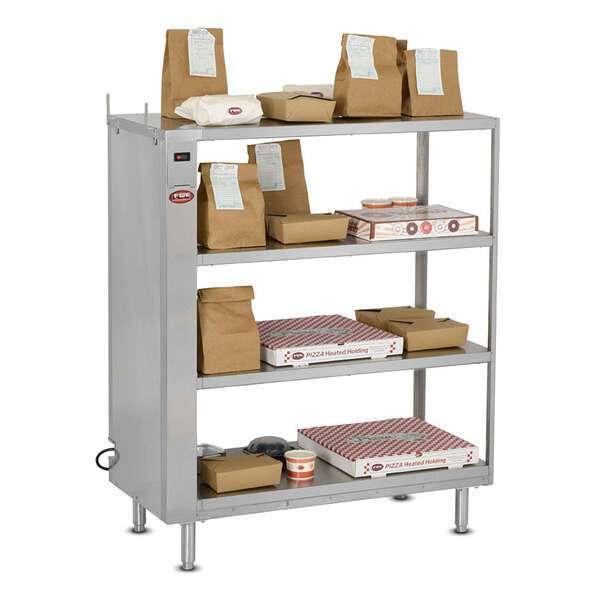 Heated Holding Shelves