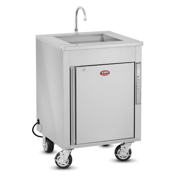 FWE / Food Warming Equipment Co., Inc. HS-24E Self-Contained Hand Washing System  electric