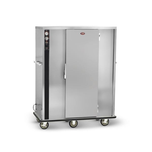 FWE / Food Warming Equipment Co., Inc. P-144-XL 1 Door Heated Banquet Cabinet Holds up to 120-144 Plates, 120 Volts