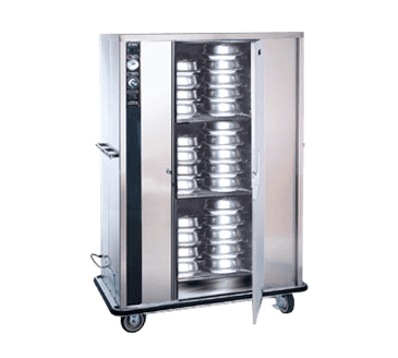 FWE / Food Warming Equipment Co., Inc. / Food Warming Equipment Co., Inc. P-144 P-Series Banquet Cart