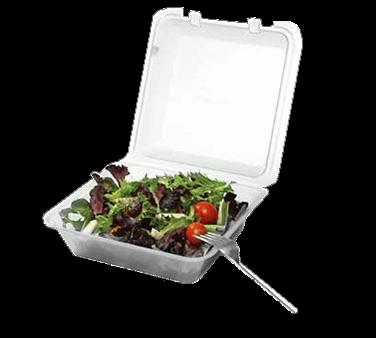 G.E.T. Enterprises EC-02-1-CL Eco-Takeout's® To Go Food Container