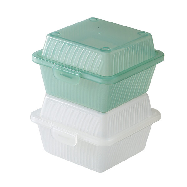 G.E.T. Enterprises EC-08-1-CL Eco-Takeout's® To Go Food Container