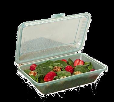 G.E.T. Enterprises EC-11-1-JA Eco-Takeout's® To Go Food Container