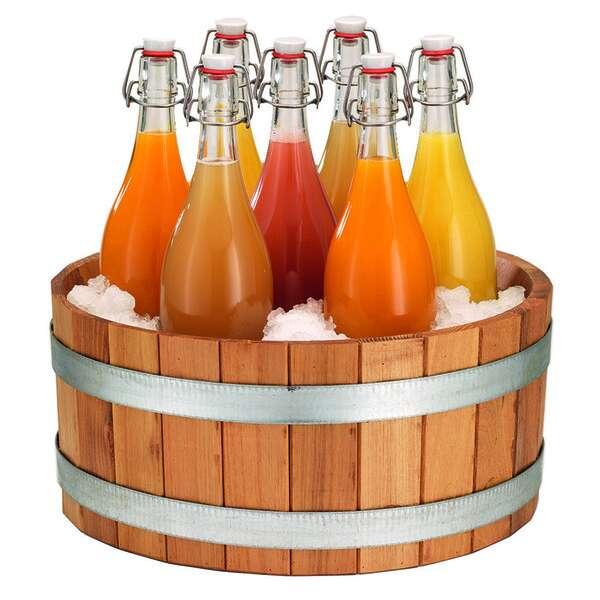 G.E.T. Enterprises LSC070H001 Frilich® Carafine Beverage Bucket/Tub Set