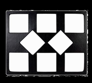 G.E.T. Enterprises T0A9FR Bugambilia® Double Tile