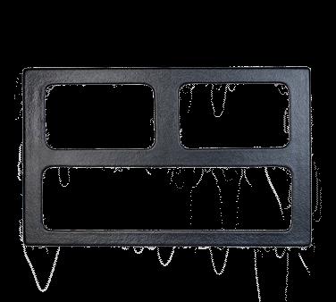 G.E.T. Enterprises T0B27MC Bugambilia® Single Tile