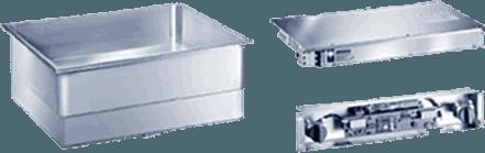 Garland/US Range MODUKB7000100 Induction Braising Pan