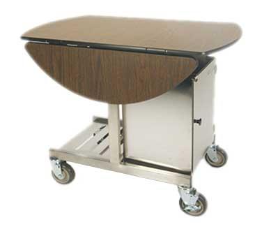 Geneva 74420S Classic Series Room Service Table