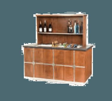 Geneva 79859 Bristol Portable Back Bar