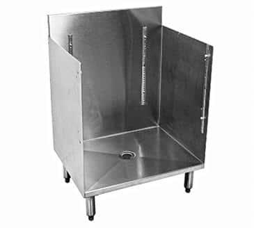 Glastender C-GRA-18 CHOICE Underbar Glass Rack Storage Unit