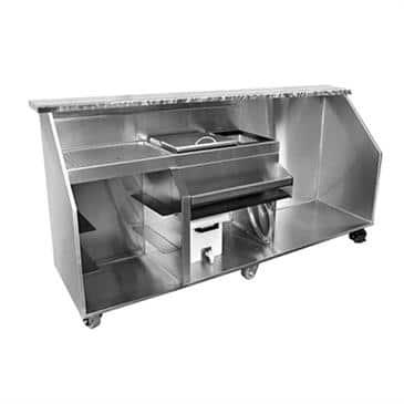 Glastender PBGR90-12 Portable Bar