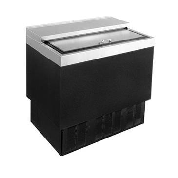 Glastender ST36-S Flat Top Bottle Cooler