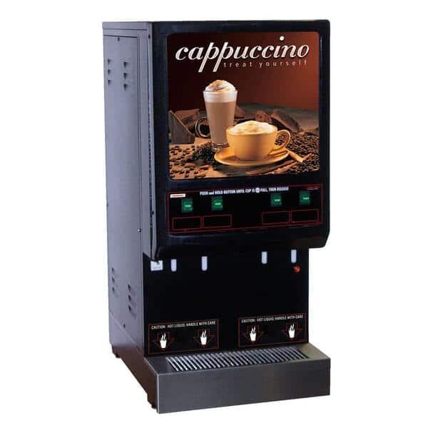 Grindmaster-Cecilware 4K-GB-LD Budget K Cappuccino Dispenser