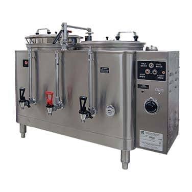 Grindmaster-Cecilware 7443(E) AMW™ Midline Heat Exchange Coffee Urn