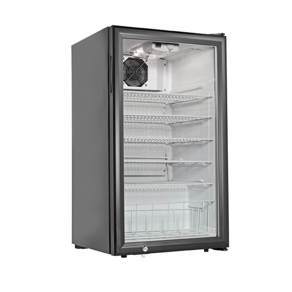 Grindmaster-Cecilware CTR3.75 Countertop Display Refrigerator