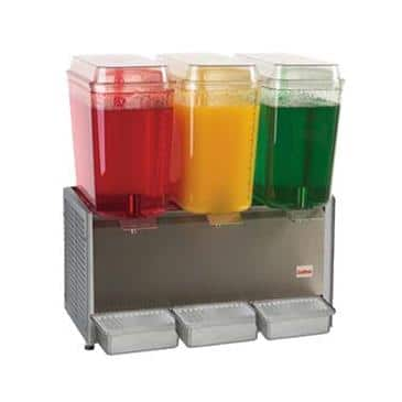 "Grindmaster-Cecilware D35-3 Crathco Classic Bubblers"" Premix Cold Beverage Dispenser"