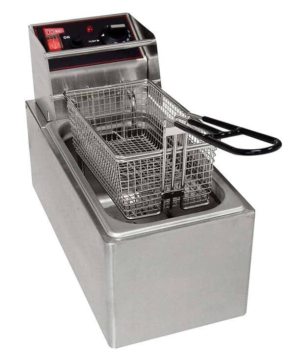 Grindmaster-Cecilware EL6 Countertop Fryer